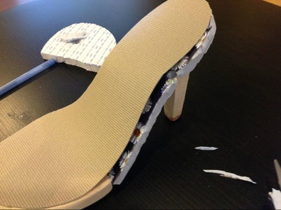 Making the Insole