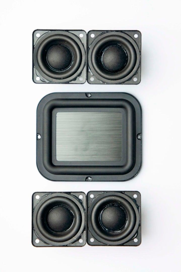 Speaker Drivers:
