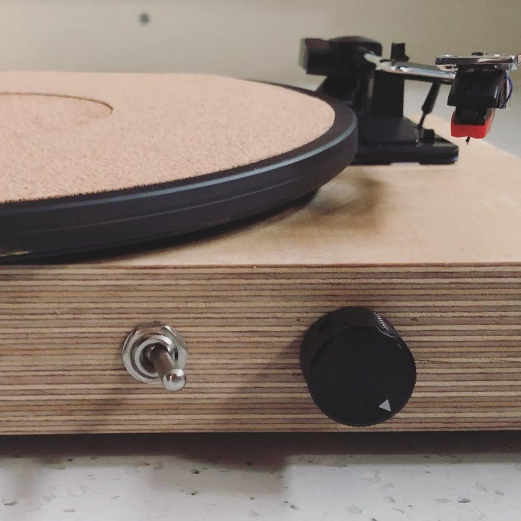 Economy Plywood Turntable