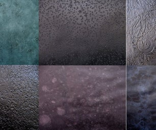 Texturing Fake Leather