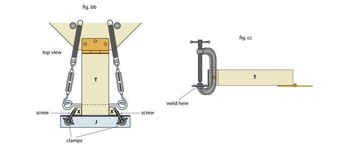 Building the Rotating Printing Press (Part B):