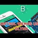How to Control Wemos D1 Mini/ Nodemcu Using Blynk App (IOT) (esp8266)