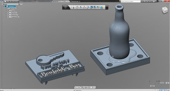 The Finished 3D Models