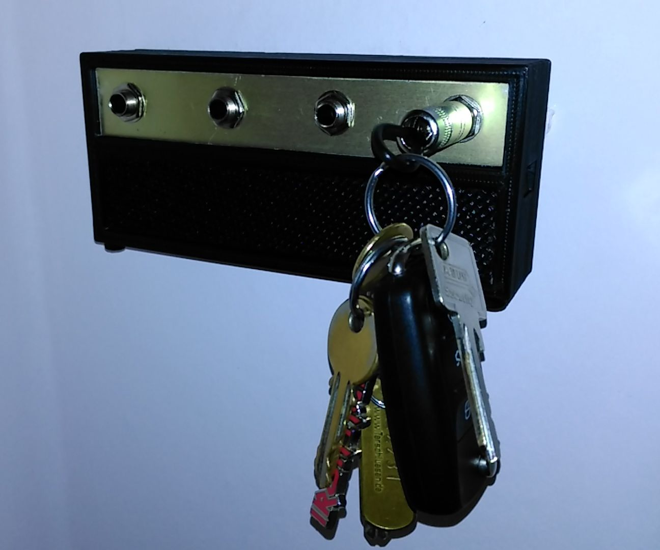 Key Holder - Guitar Amp like