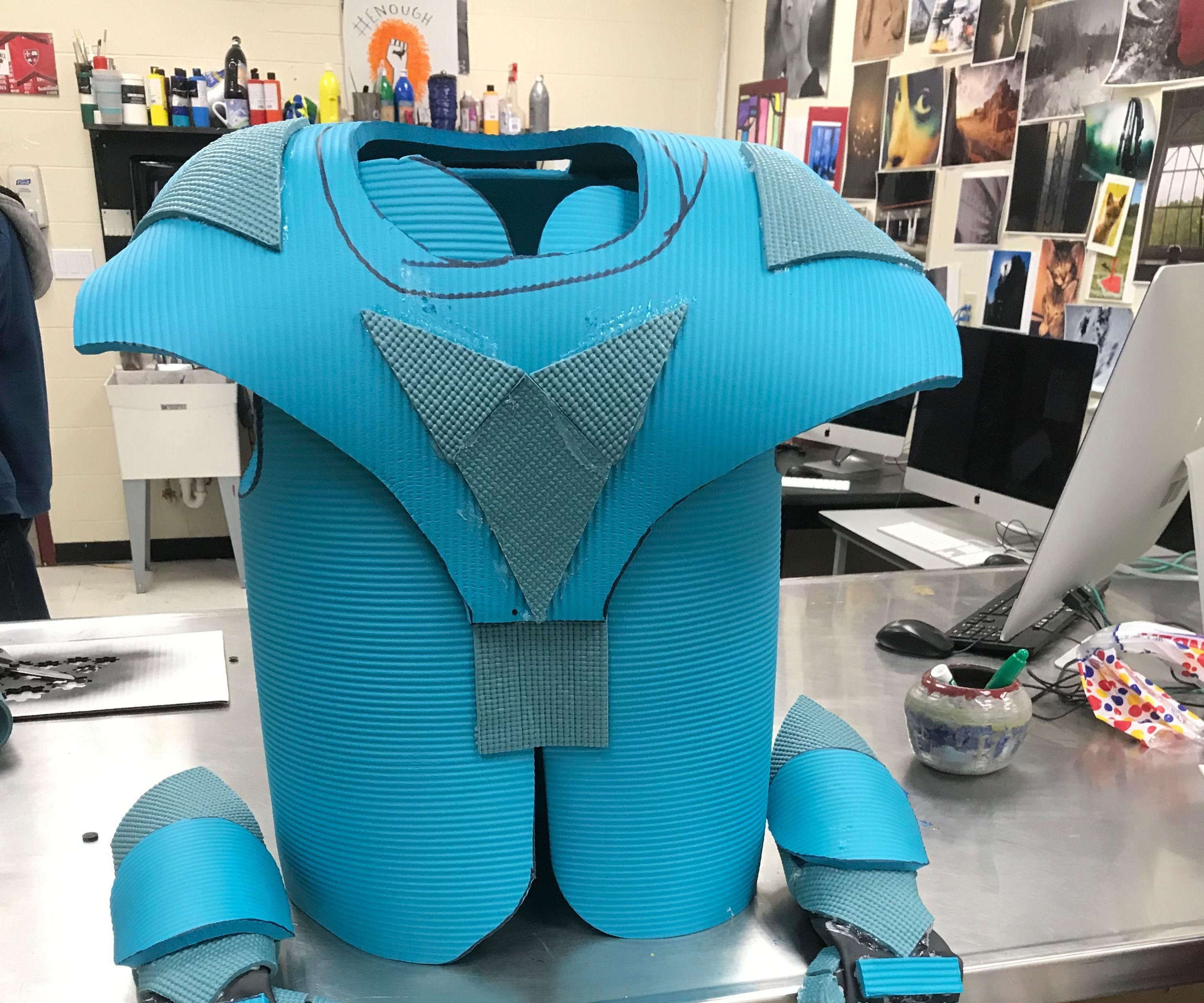 Yoga Armor