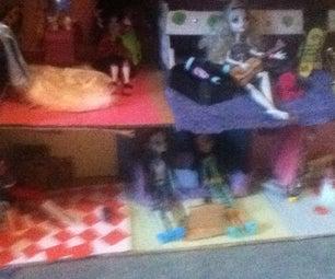 Dollhouse #2 Part 1