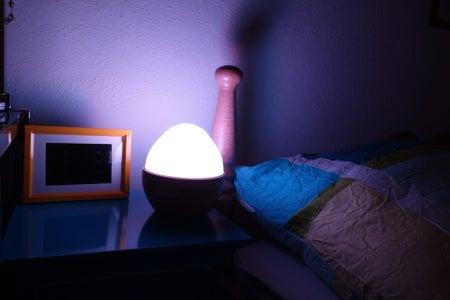 WeggUp - a Sleeping Cycle and Light Alarm Clock