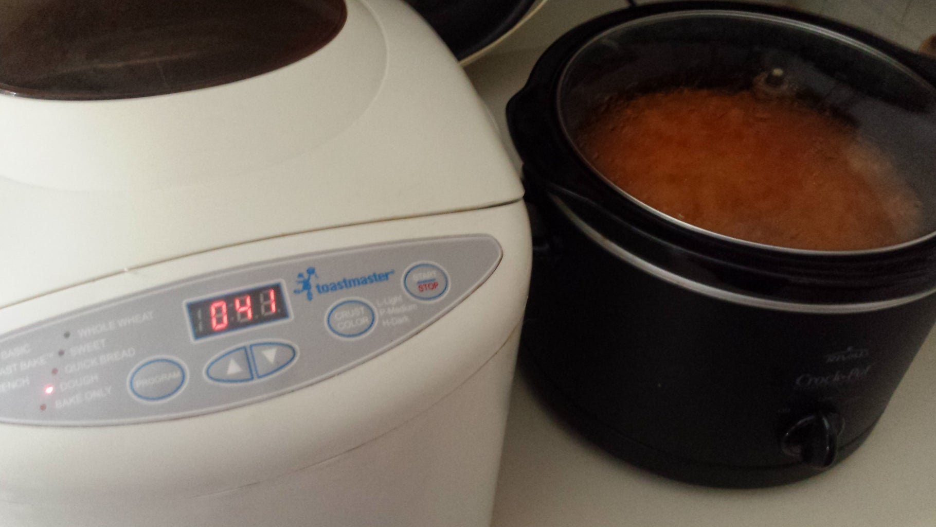 Prep Ingredients & Fire Up the Breadmaker!