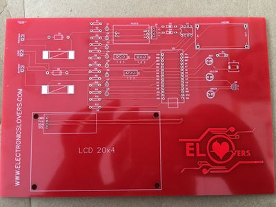 The PCBs Arrived for My Project Arduino Based MPPT Charge Controller