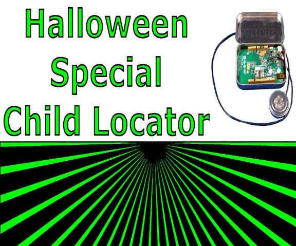 Halloween Kid Finder