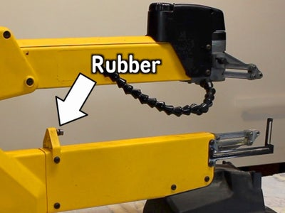 Lubricate Rubber Parts