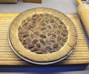 How to Make Pecan Pie Without Corn Syrup (Karo)