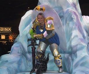 World of Warcraft Paladin T6 Costume (bubble Hearth)