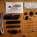 Assembling the LCD117 Kit