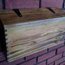 Pallet Wood Mailbox