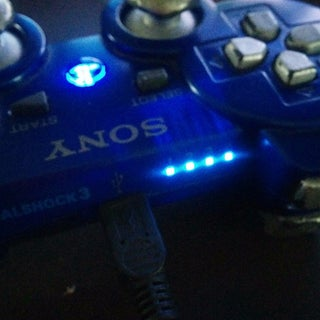 PS3 Controller LED Swap