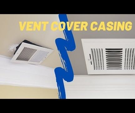 Vent Cover Casing