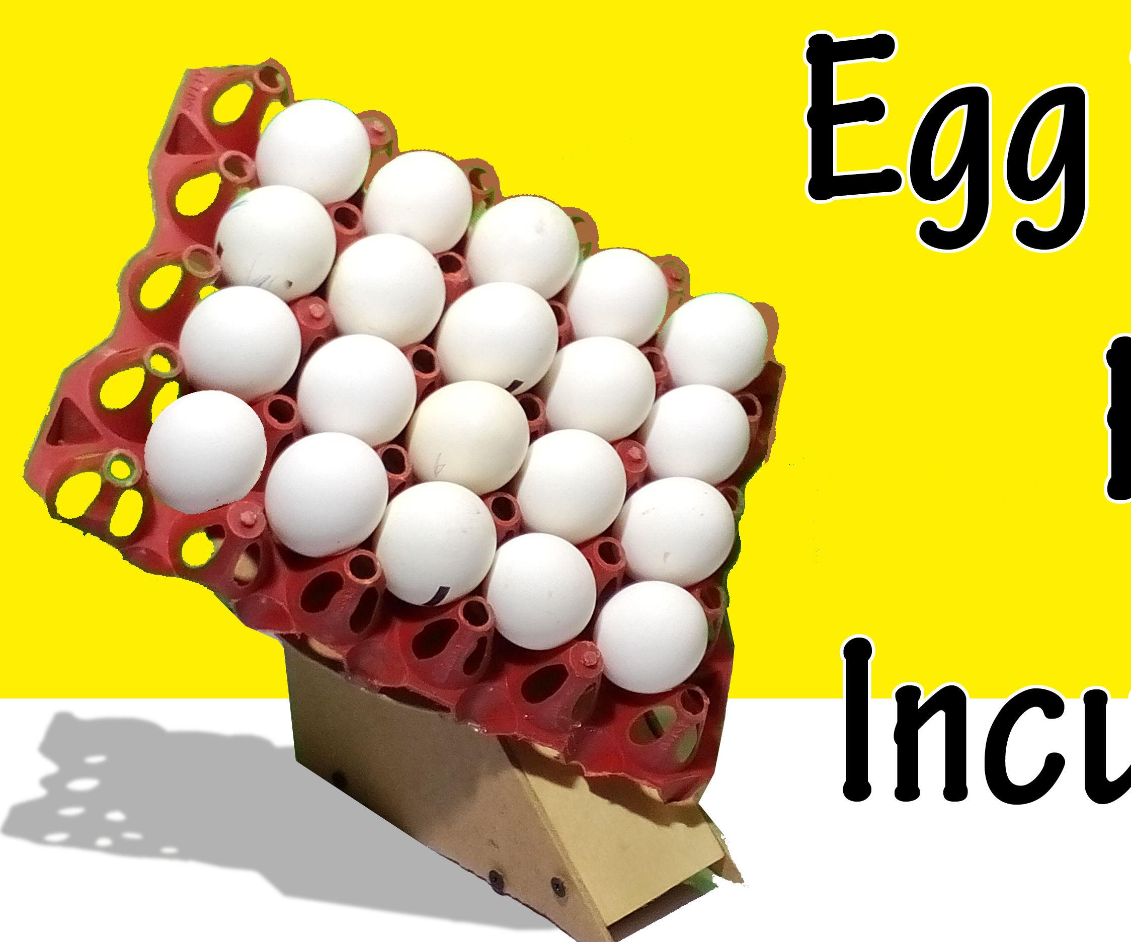 Egg Turner for Incubator 45 Degree Rotation
