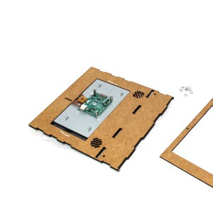 Assemble the Display and the Pi