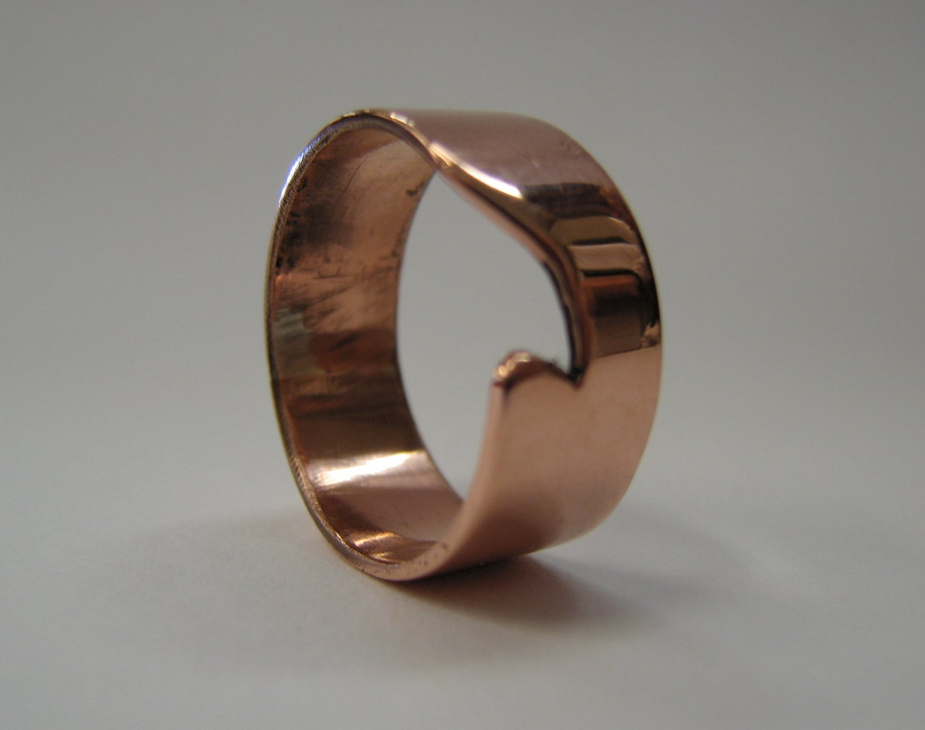 Cool Wave Ring