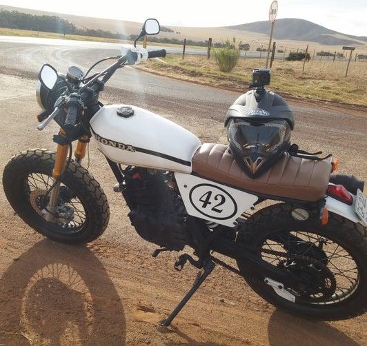 Restorations of Motorbikes