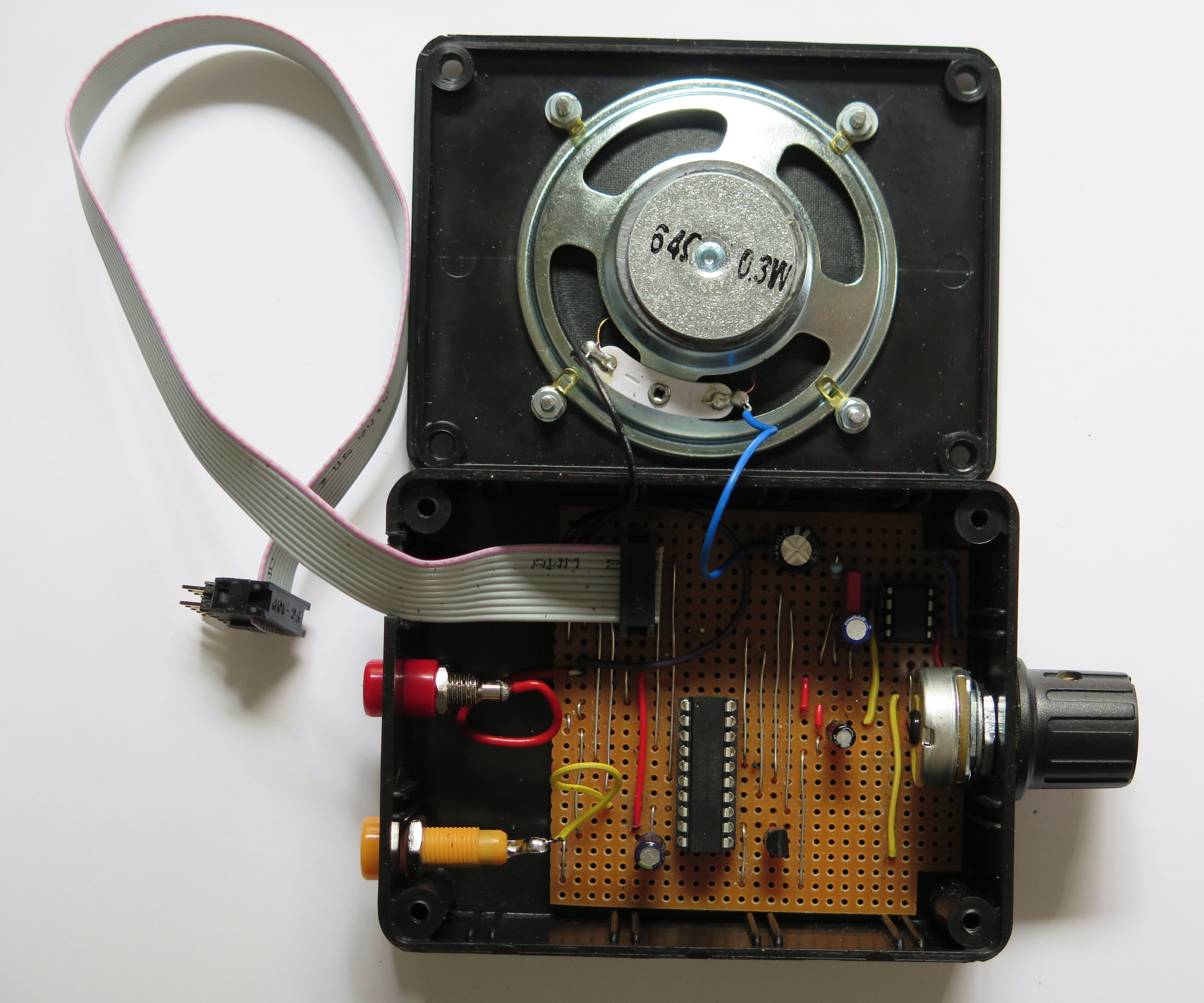 Playing audio sound files ( wav ) with an Arduino