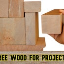 How to Find Free Hardwood & Turn It Into Lumber for Projects! (Maple, Oak, Walnut, Cherry & More)