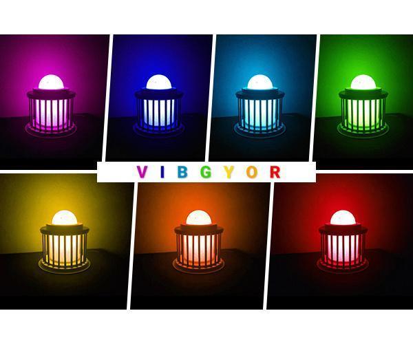 VIBGYOR Night Lamp
