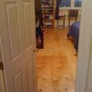 DIY PLYWOOD FLOORS