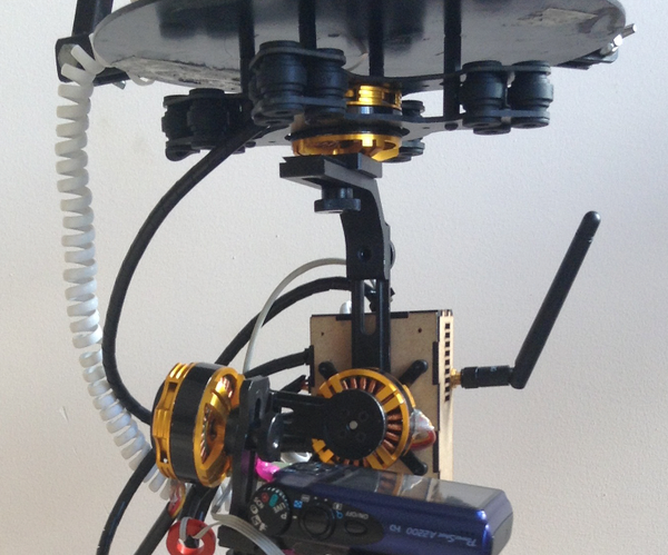 DYI Camera Module for UAV