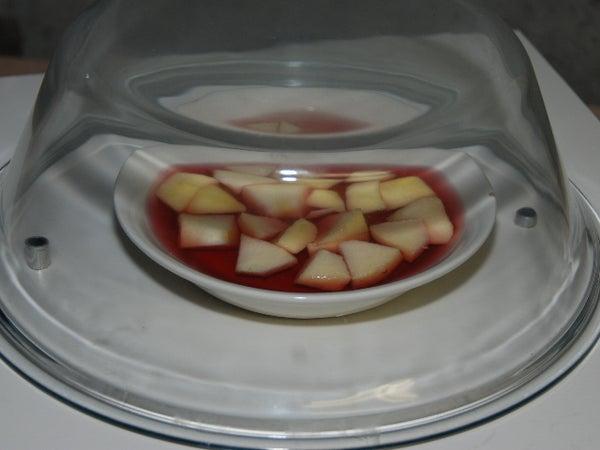 Vacuum Infused Fruit (for Ice Cream)