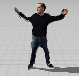 Rigging and Animating With Mixamo