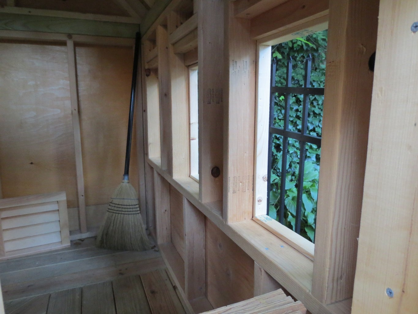 Frame in the Windows