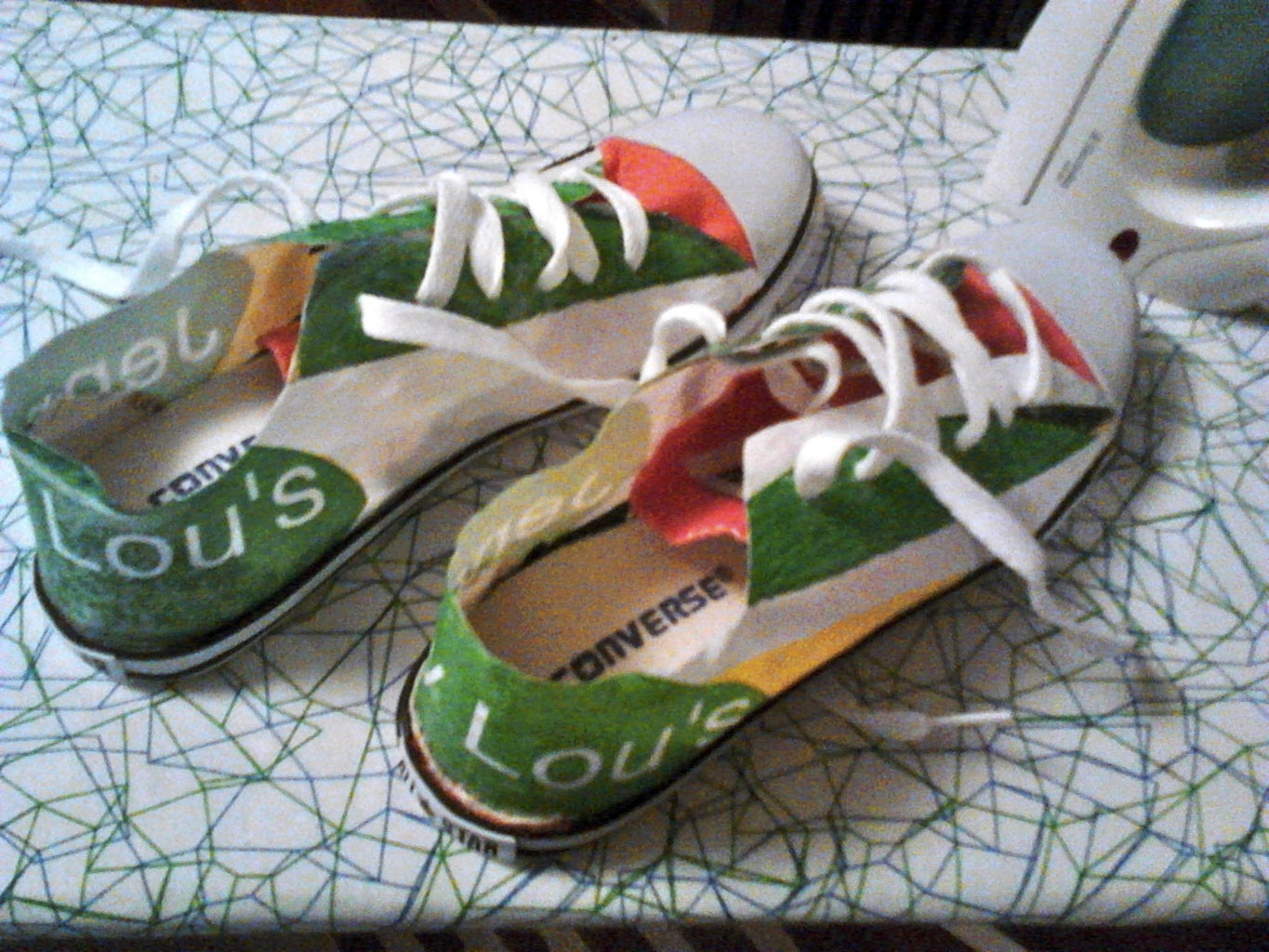 Grocery Bag Shoes