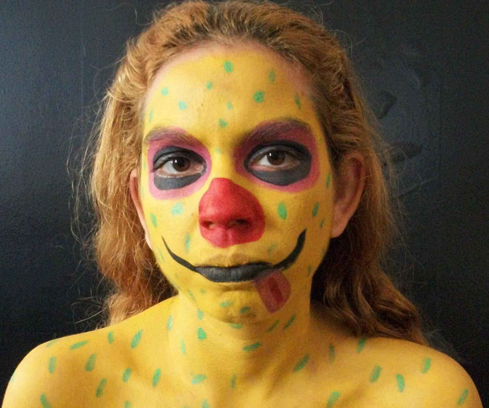 Quirky Face & Body Paint