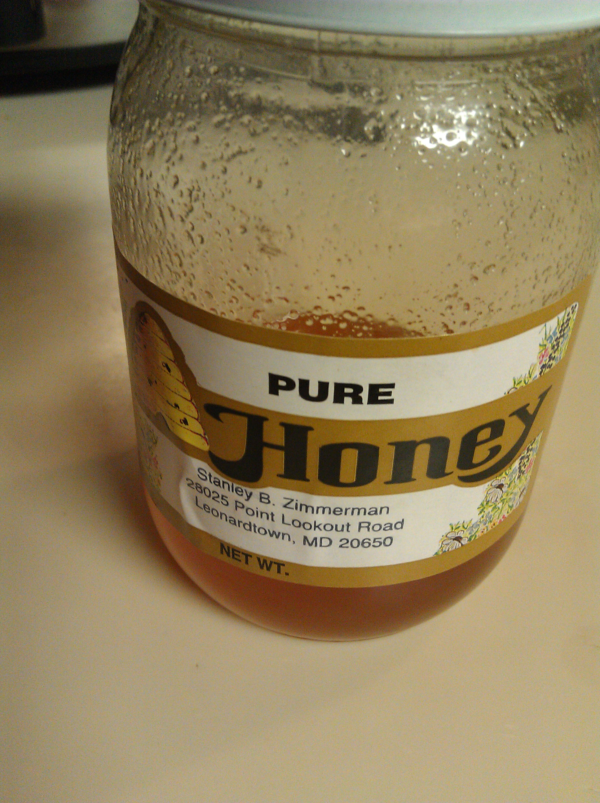Heal A Cut Or Gash With Honey!