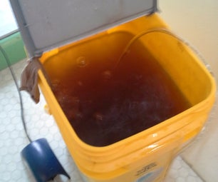 Compost Tea for Hydroponics and More...