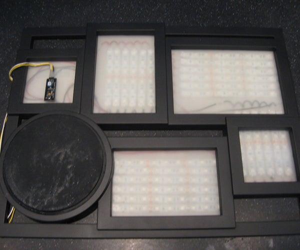 Sound Responsive LED Frame