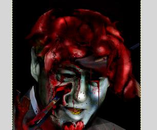 Zombie Presidents Photo Manipulation