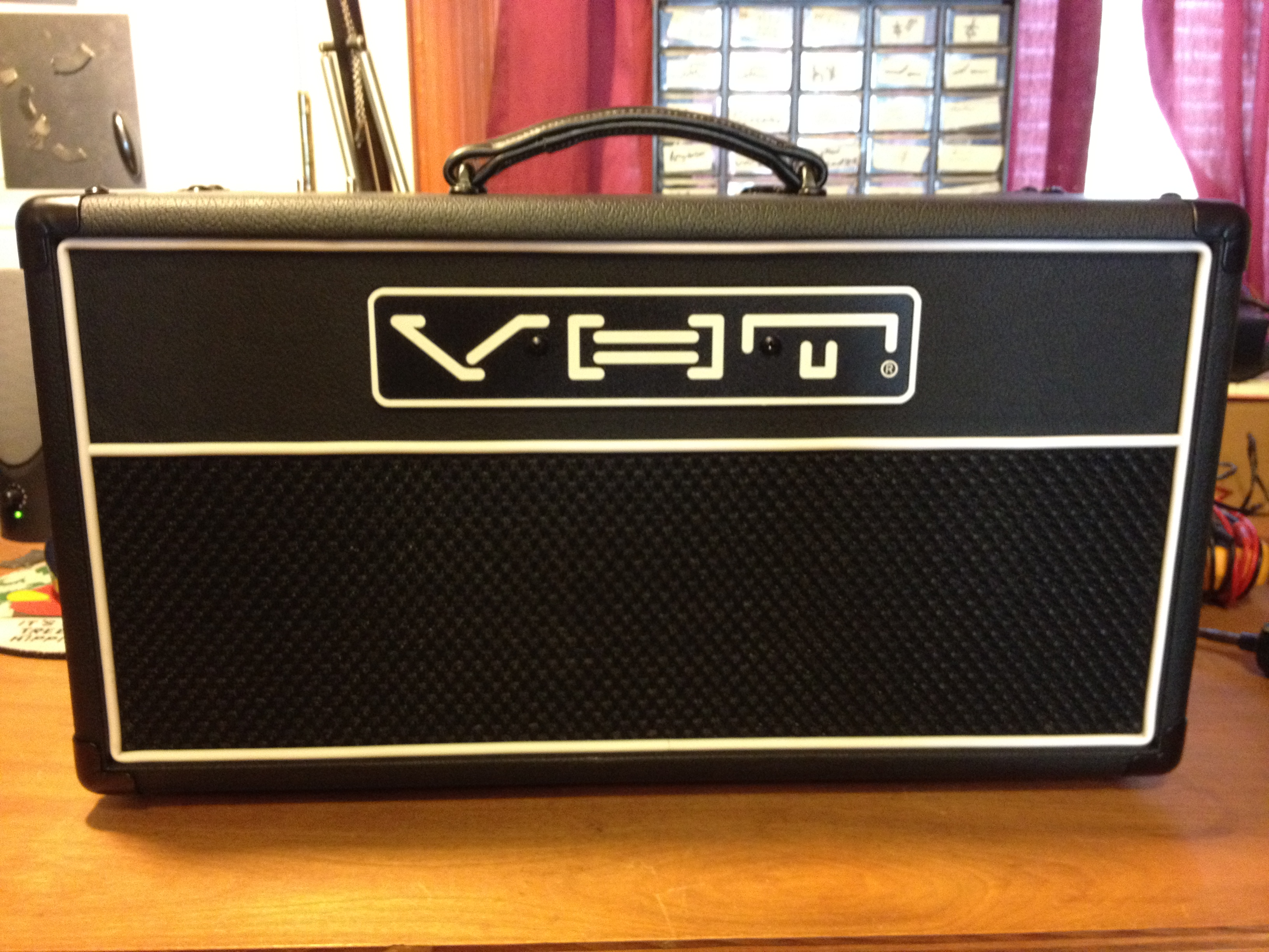 VHT Special 6 Ultra channel switching mod (inc. footswitch)