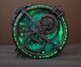 在黑暗中发光的护身符-巨魔猎人