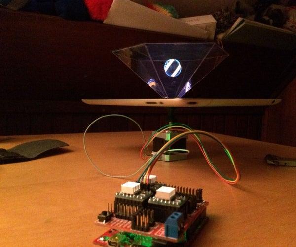 3D Hologram (TfCD)