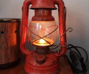 Lantern Lamp (AKA Lamptern)