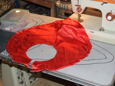 Sewing the Cowl