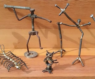 Torch Brazed Bolt Can Creations
