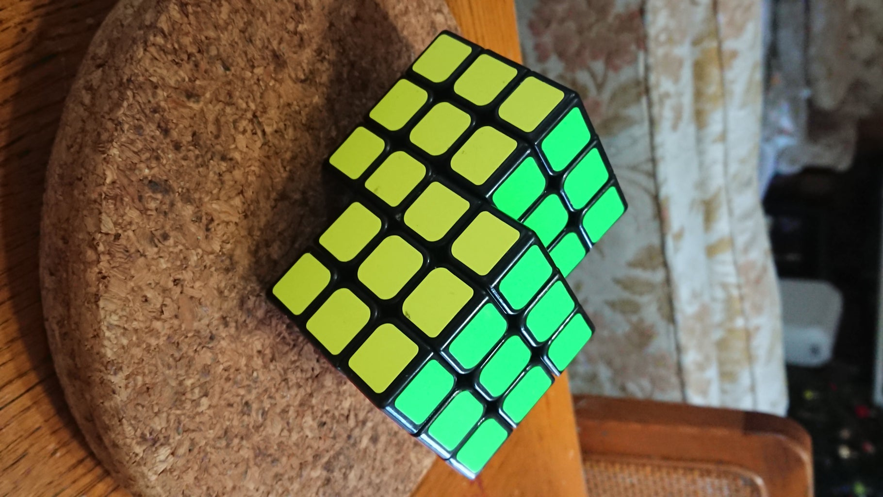 How to Make Your Rubik's Cube a Lot More Interesting