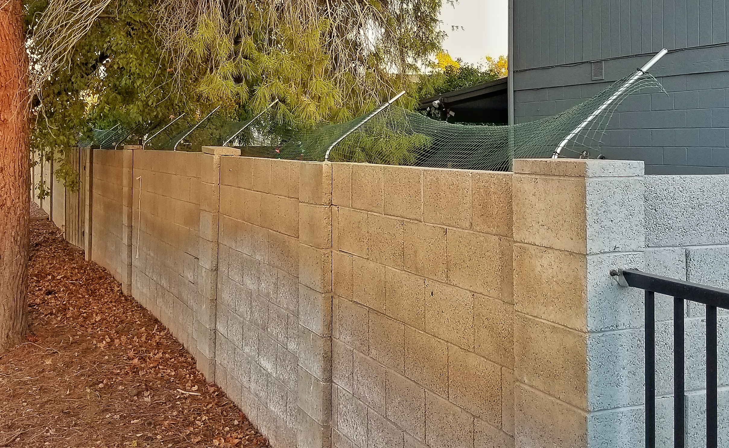 The Terrier Barrier - Jumping Dog Fence/Enclosure