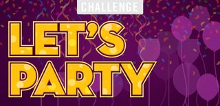 Let's Party! Challenge