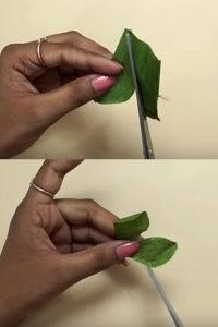 Let's Make Green Leaves!