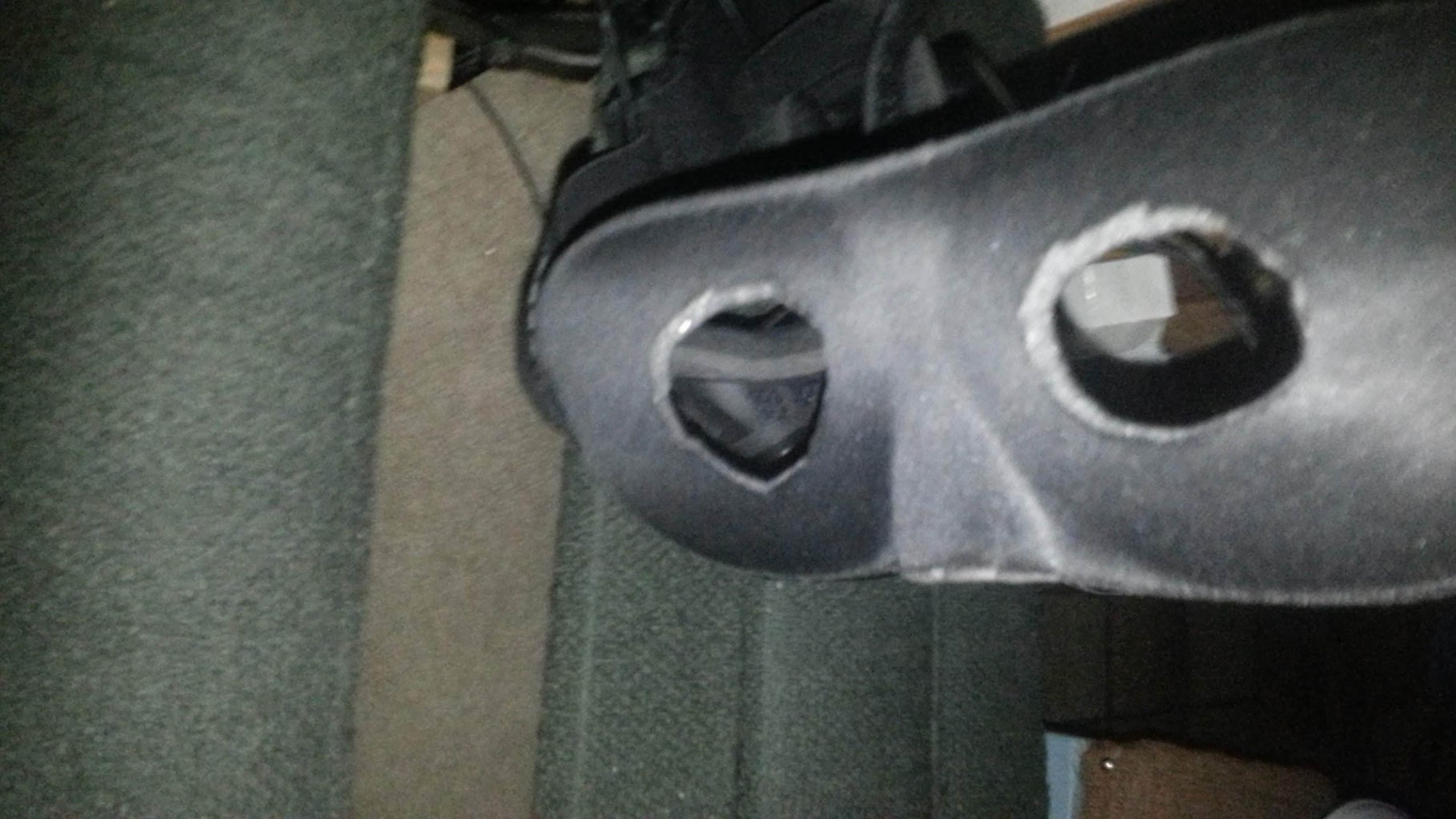 Sleep Mask Cushion for Head-Mounted Displays